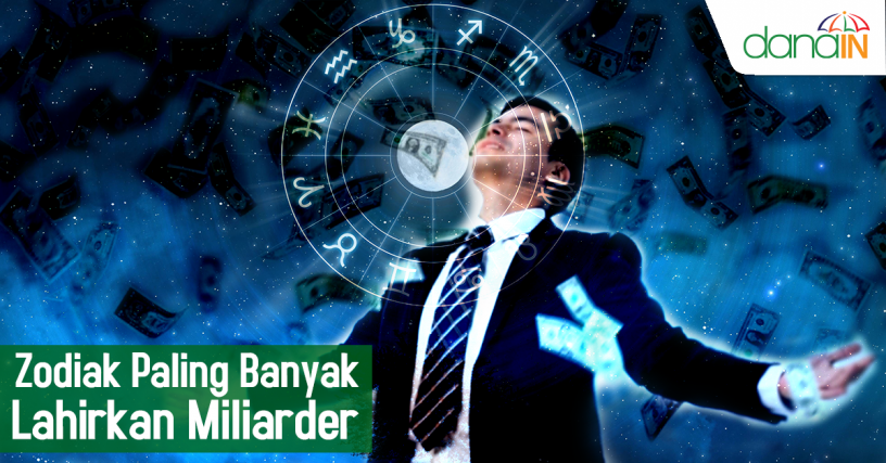 Zodiak Paling Banyak Lahirkan Miliarder
