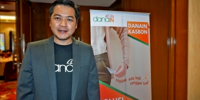 Launching danain kasbon