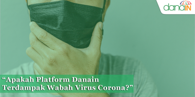 Apakah Platform Danain Terdampak Wabah Virus Corona