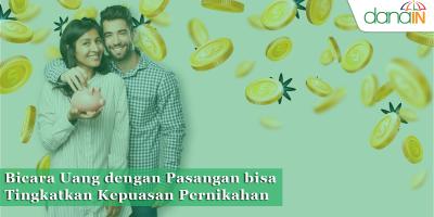 Bicara Uang dengan Pasangan bisa Tingkatkan Kepuasan Pernikahan