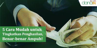 Meningkatkan penghasilan_Danain.id_Gambar uang