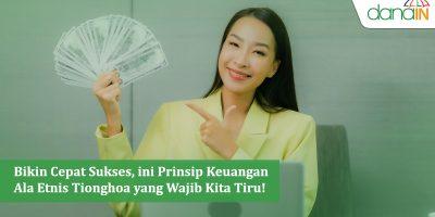 Cara mengatur keuangan ala orang tionghoa