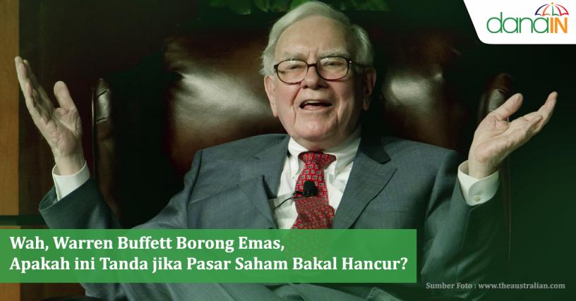 Danain - Investor - Foto Warren Buffet