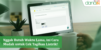 Danain-cara_cek_tagihan_listrik_bulanan-gambar laptop