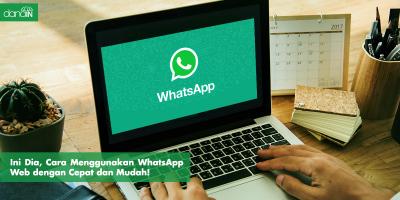 Danain-cara_menggunakan_whatsapp_web-gambar laptop dengan whatsapp web