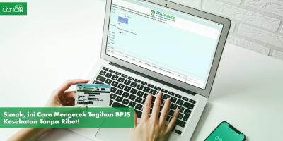 Danain-Cara_Mengecek_Tagihan_BPJS-Gambar orang membuka laptop