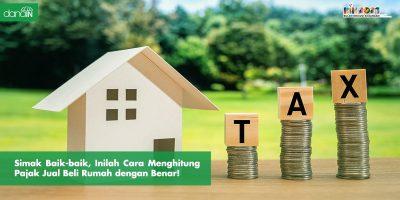 Danain-cara_menghitung_pajak_jual_beli_rumah-gambar miniatur rumah